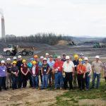 Acid Mine Drainage - Longview Power plant west virginia