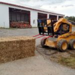 400 lb Bale of PA Hemp